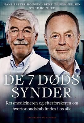 De 7 dødssynder Hans Petter Hougen, Bent Isager-Nielsen, Stine Bolther 9788711694664