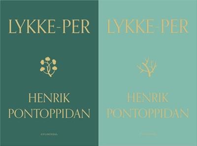 Lykke-Per 1-2 Henrik Pontoppidan 9788702266757