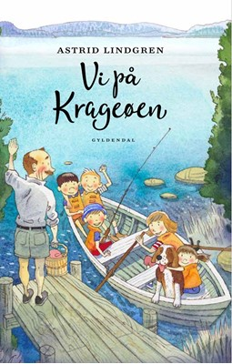 Vi på Krageøen Astrid Lindgren 9788702263527