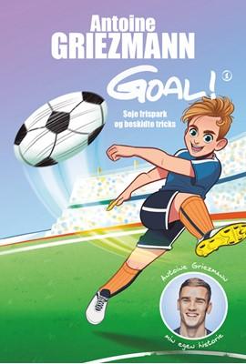 Goal 1 Antonie Griezmann, Antoine Griezmann 9788772042183