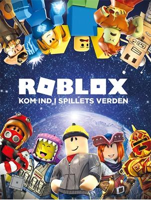 Roblox - Kom ind i spillets verden (officiel)  9788741504834