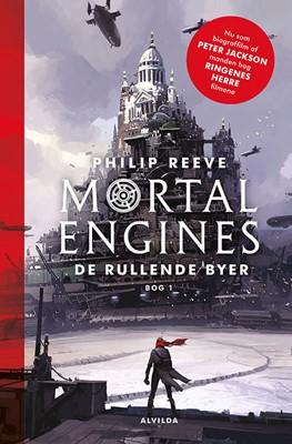 Mortal Engines 1: De rullende byer Philip Reeve 9788771659290