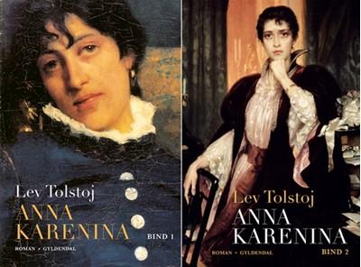 Anna Karenina 1-2 Lev Tolstoj 9788702203820