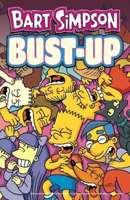 Bart Simpson - Bust Up Matt Groening 9781785659171