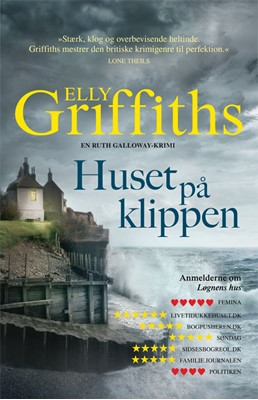 Huset på klippen Elly Griffiths 9788712056904