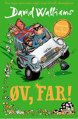 Øv, Far! David Walliams 9788771914818