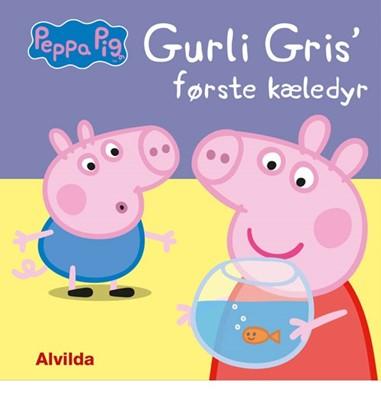 Peppa Pig - Gurli Gris' første kæledyr (sæt a 3)  9788741505039