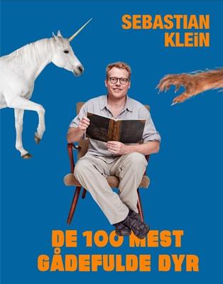 De 100 mest gådefulde dyr Sebastian Klein 9788711698259
