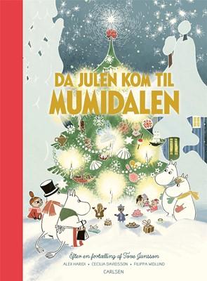 Da julen kom til Mumidalen Tove Jansson 9788711903667