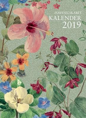 Haveselskabet Kalender 2019 Gyldendal 9788702261806