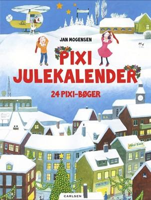 Pixi-julekalender Jan Mogensen 9788711391792