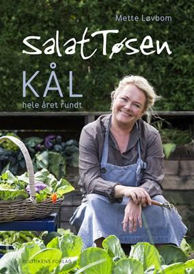 SalatTøsen - Kål hele året rundt Mette Løvbom 9788740035025