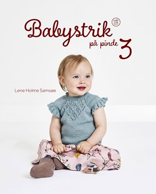 Babystrik på pinde 3 Lene Holme Samsøe 9788797064405