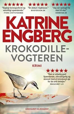 Krokodillevogteren Katrine Engberg 9788711904855