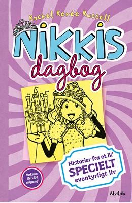 Nikkis dagbog 8: Historier fra et ik' specielt eventyrligt liv Rachel Renee Russell 9788741500416