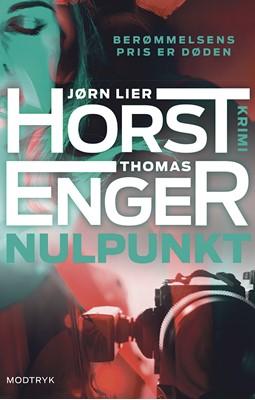 Nulpunkt Thomas Enger, Jørn Lier Horst 9788770070591