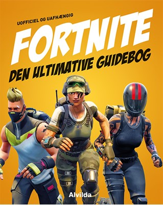Fortnite - Den ultimative guidebog Ukendt forfatter 9788741505343