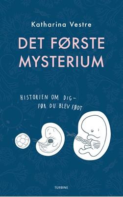 Det første mysterium Katharina Vestre 9788740622089
