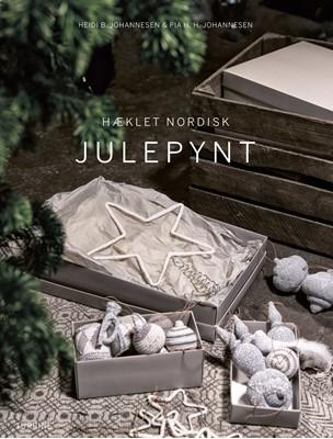Hæklet nordisk julepynt Heidi B. Johannesen, Pia H. H. Johannesen 9788740650761