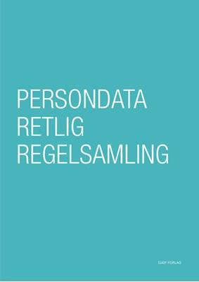 Persondataretlig regelsamling Peter Blume (red.) 9788757443196