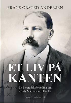 Et liv på kanten Frans Ørsted Andersen 9788772180144