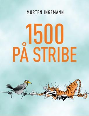 1500 på stribe Morten Ingemann 9788740051506