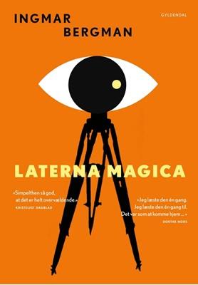 Laterna magica Ingmar Bergman 9788702266771