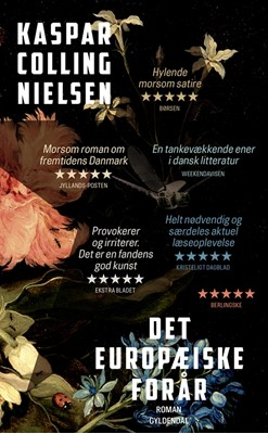Det europæiske forår Kaspar Colling Nielsen 9788702273458