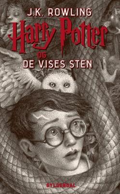 Harry Potter 1 - Harry Potter og De Vises Sten J. K. Rowling 9788702272451