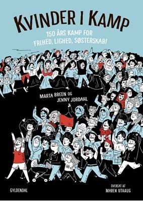 Kvinder i kamp Marta Breen 9788702271393