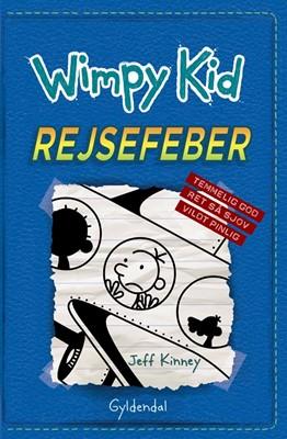 Wimpy Kid 12 - Rejsefeber Jeff Kinney 9788702250039