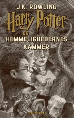 Harry Potter 2 - Harry Potter og Hemmelighedernes Kammer J. K. Rowling 9788702272444
