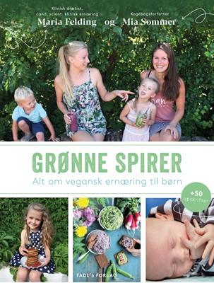 Grønne spirer Mia Sommer, Maria Felding 9788793590618