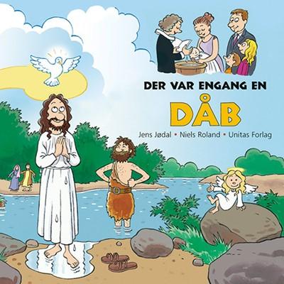 Der var engang en dåb Jens Jødal 9788741004860