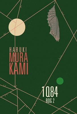 1Q84 Bog 2 Haruki Murakami 9788772042879