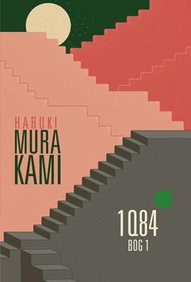 1Q84 Bog 1 Haruki Murakami 9788772042862