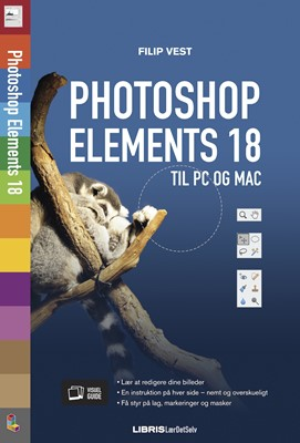 Photoshop Elements 18 Filip Vest 9788778539540