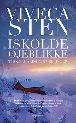 Iskolde øjeblikke - Ti skærgårdshistorier Viveca Sten 9788772005690