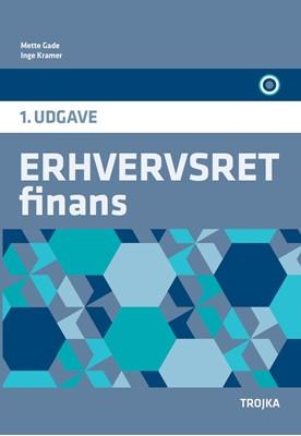 Erhvervsret - Finans Inge Kramer, Mette Gade 9788771541267