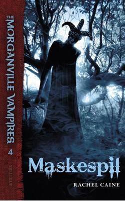 The Morganville Vampires #4: Maskespil Rachel Caine 9788758813899