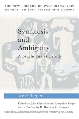 Symbiosis and Ambiguity Jose Bleger 9780415464628
