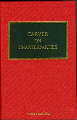 Carver on Charterparties  9781847039262