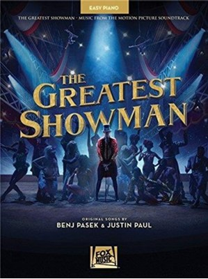 The Greatest Showman  9781540024725