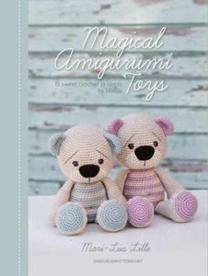 Magical Amigurumi Toys Mari-Liis Lille 9789491643101