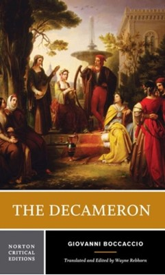 The Decameron Giovanni Boccaccio 9780393935622