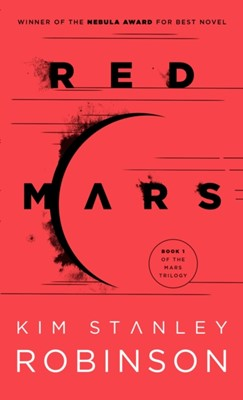 Red Mars Kim Stanley Robinson 9780553560732
