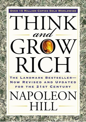 Think and Grow Rich Napoleon Hill 9781585424337