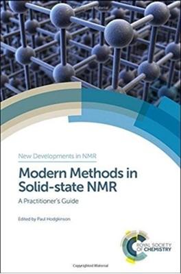 Modern Methods in Solid-state NMR  9781782628545