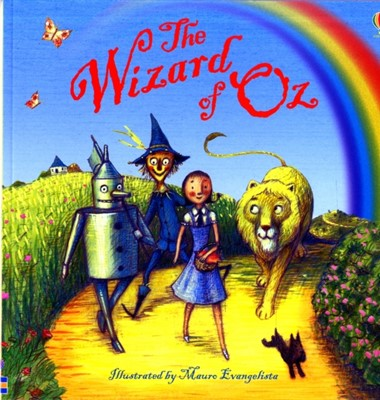 The Wizard of Oz Lesley Sims 9781409555957