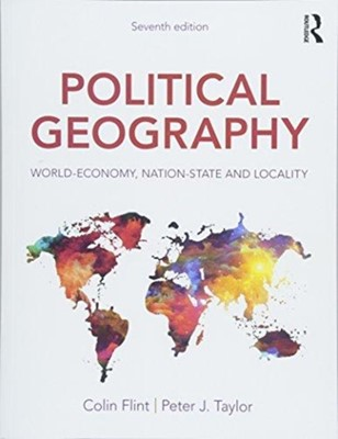 Political Geography Colin (Utah State University Flint, Peter J. (University of Northumbria Taylor 9781138058262